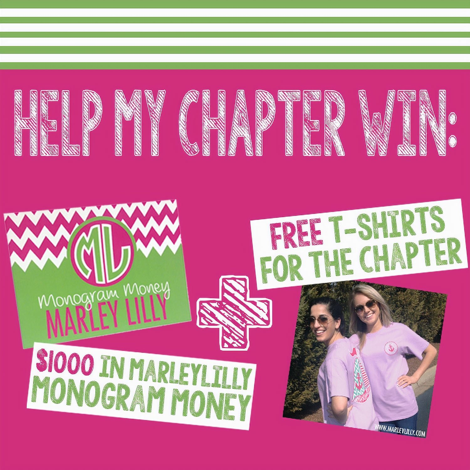 Marley Lilly Referral Campaign