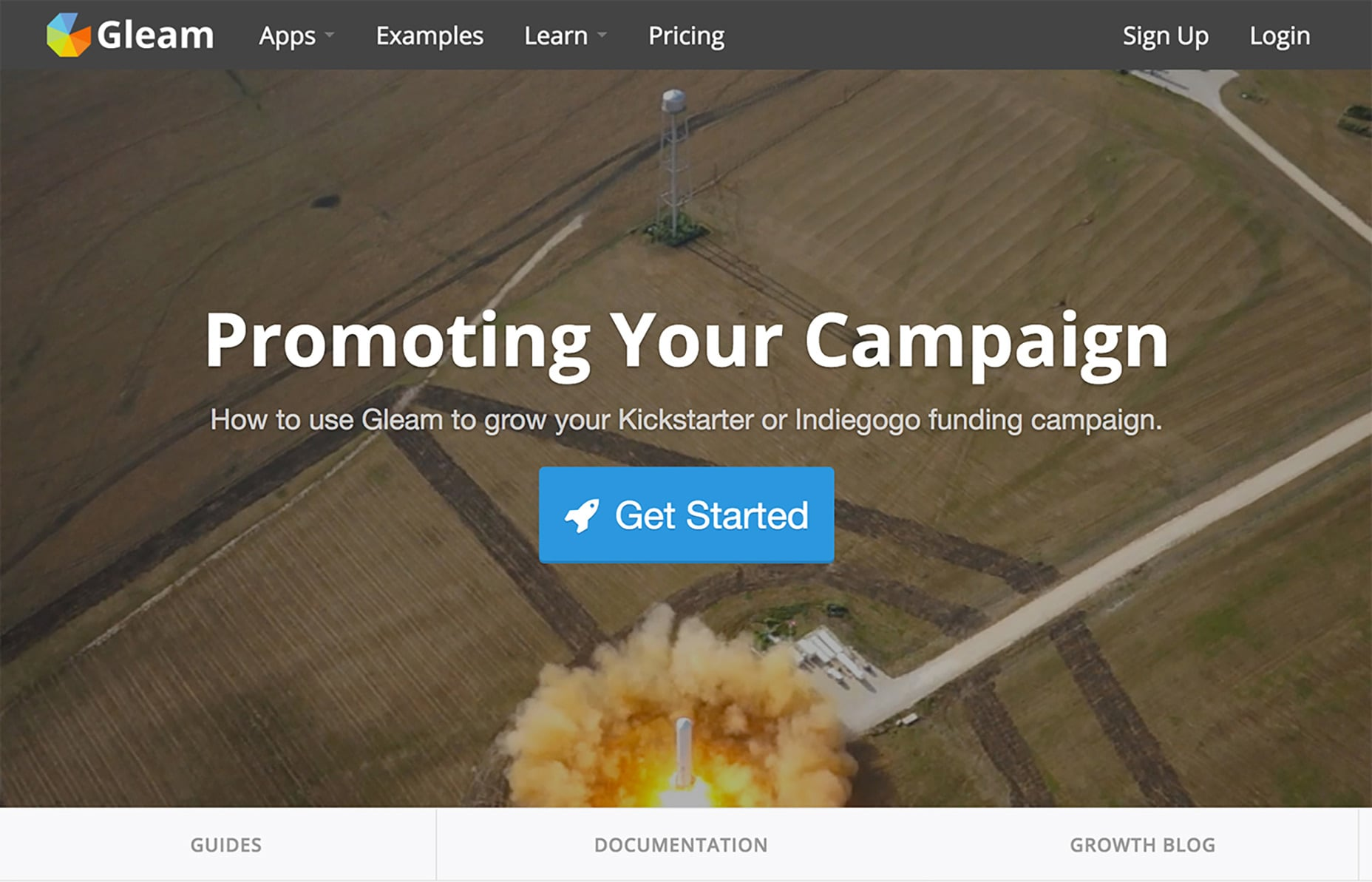 Use Stock Images on Landing Page