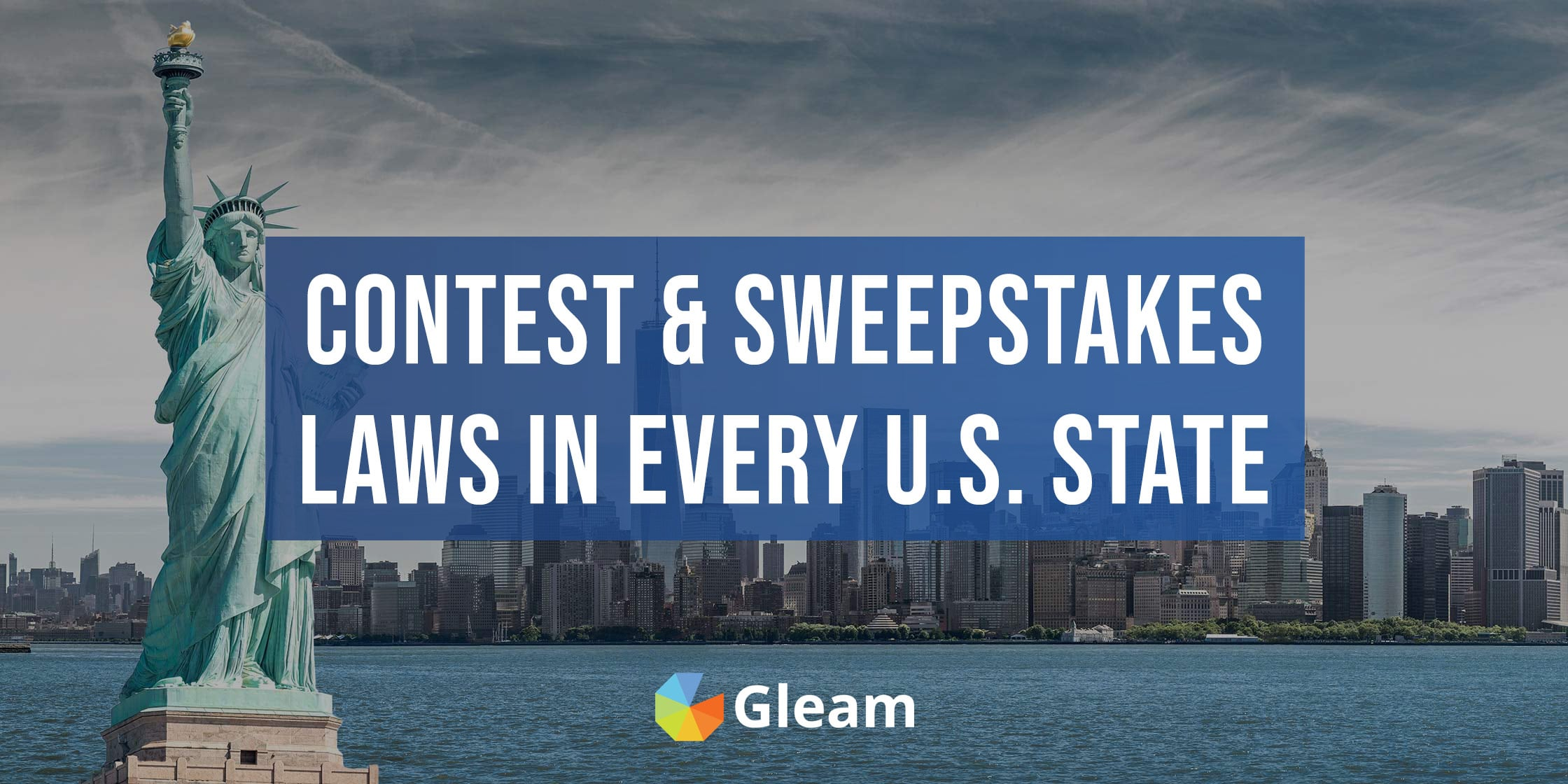 Contest & Sweepstakes Laws By State
