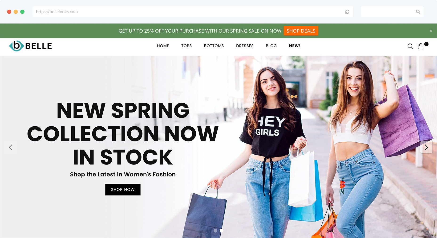 Run Spring Sales and Promote Them With Gleam's Capture Bars